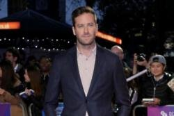 Armie Hammer felt apprehensive filming intimate scenes in Call Me By Your Name