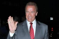 Arnold Schwarzenegger Has Ex-Wife's Face Removed From Painting