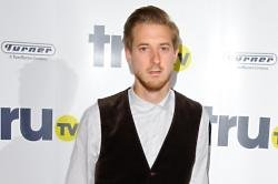 Arthur Darvill at truTV UK launch