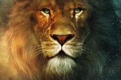 Aslan in Chronicles of Narnia