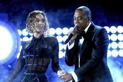 Beyonce and Jay Z drink chicken bones cocktails
