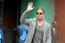 Brad Pitt Spends Week Partying After Stressful Few Months