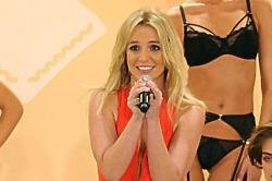Britney Spears launches her new lingerie line