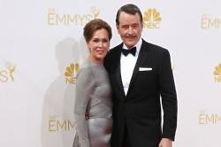 Bryan Cranston at the Emmy Awards