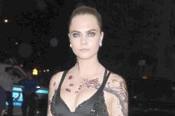 Cara Delevingne Driven Out Of Cannes Party By Ex Girlfriend Michelle Rodriguez