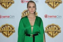 Cara Delevingne Detained After Meltdown