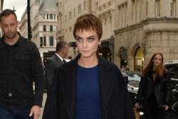 Cara Delevingne became a model to escape emotional issues