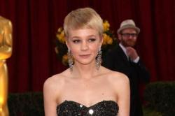 Carey Mulligan at the Oscars in 2010