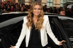 Carmen Electra Hints at Sex with Simon Cowell