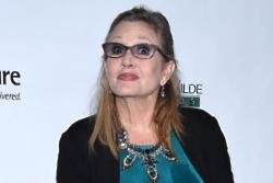Carrie Fisher knew it was her time