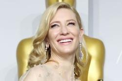 Cate Blanchett Slept With Oscar