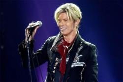 David Bowie lyrics put up for auction