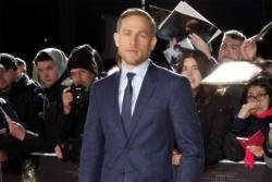 Charlie Hunnam: David Beckham is 'f***ing cool'