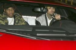 Chris Brown arrested and charged