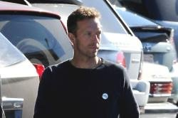 Chris Martin 'Kidnapped' By Angelina Jolie
