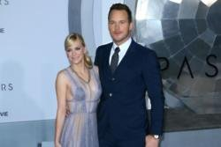 Chris Pratt and Anna Faris in 'couples therapy'