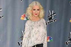 Christina Aguilera Shows Off First Pictures Of Daughter