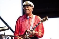 Chuck Berry laid to rest