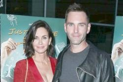 Johnny McDaid disliked Courtney Cox's co-star closeness