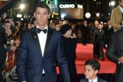 Cristiano Ronaldo wants seven kids