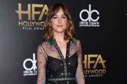 Dakota Johnson & Matthew Hitt Split