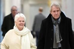 Dame Judi Dench won't marry again