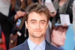Daniel Radcliffe  says he doesn't know what to say when fans cry