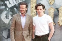 David Beckham fears for his son Brooklyn