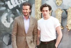 David Beckham fears for his son Brooklyn