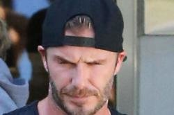 David Beckham Pays Paris Tribute