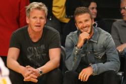 David Beckham and Gordon Ramsay Wanted for Las Vegas Restaurant
