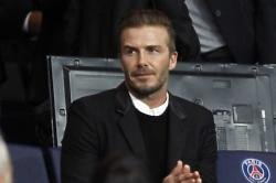 David Beckham Says Victoria 'Understands' Him