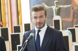 David Beckham Has 'No Power' Over His Daughter