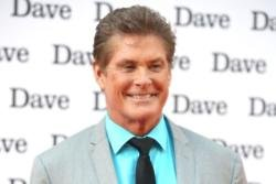 David Hasselhoff had death threats