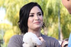 Demi Lovato 'Heartbroken' Following Death Of Dog Buddy