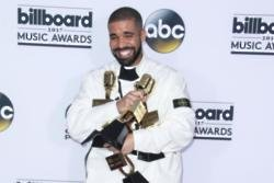 Drake celebrates 31st with bar mitzvah-themed birthday party