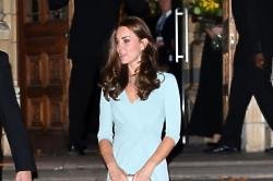 Duchess Catherine at the Natural History Museum