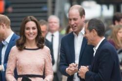Duke and Duchess of Cambridge having baby in April 2018