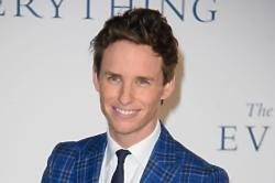 Eddie Redmayne Christmas Message