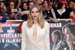Elizabeth Olsen - Captain America European Premiere