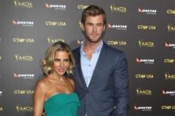 Elsa Pataky saved Chris Hemsworth's life