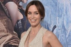 Emily Blunt Welcome Daughter