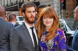 Emma Stone & Andrew Garfield Getting Married This Summer?