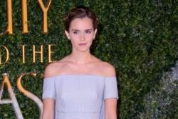 Emma Watson stuns at Beauty and the Beast London Premiere