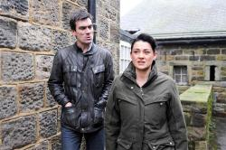 Cain Dingle and Moira Barton