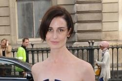 Erin O'Connor at The Face launch