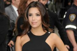 Eva Longoria Asked To Be Harper Seven Godmother