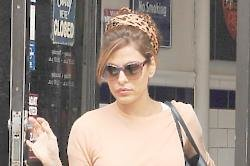 Eva Mendes 'Pregnant' With Second Child?