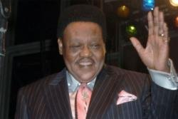 Fats Domino has died