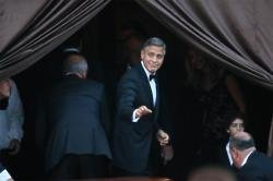 George Clooney got married at the weekend in Venice